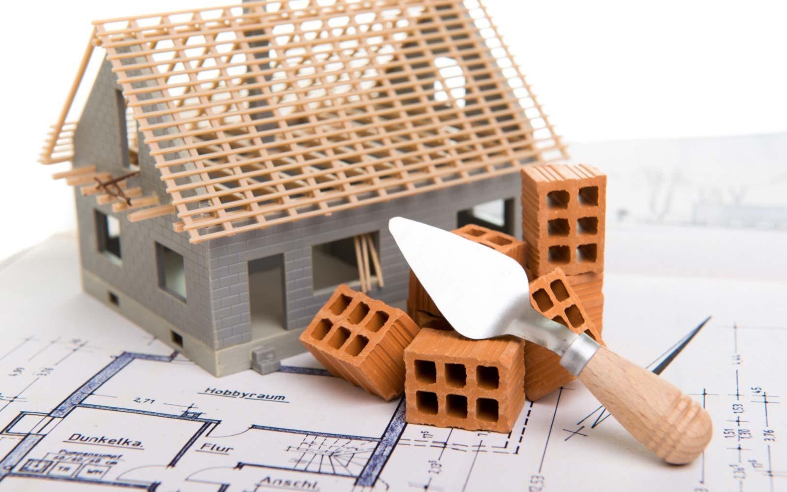 Wer ein Haus baut kann Steuern sparen © Gerhard Seybert - Fotolia.com