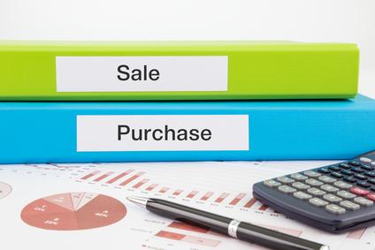 Verkaufsunterlagen zum Immobilienverkauf