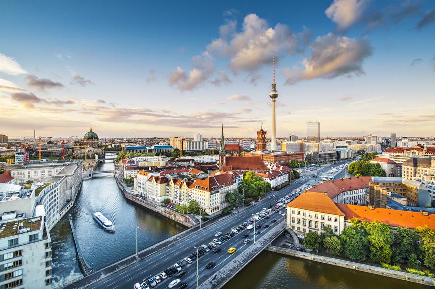 Berlin, der Immobilienmarkt