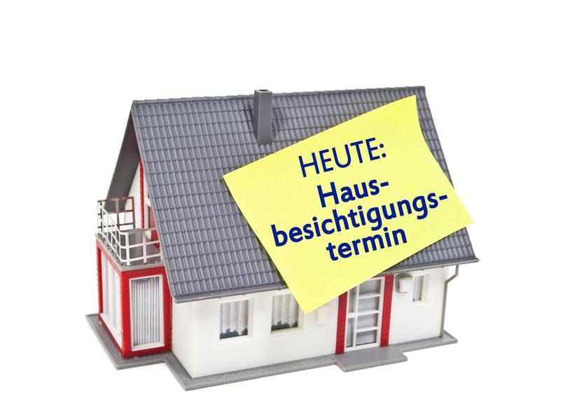 Für Hauskäufer unerlässlich: die Hausbesichtigung (Foto: stockWERK / fotolia.com)