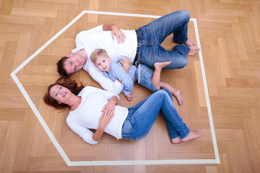 Je größer die Familie, desto höher die Anforderungen an das Haus (drubig-photo / Fotolia)