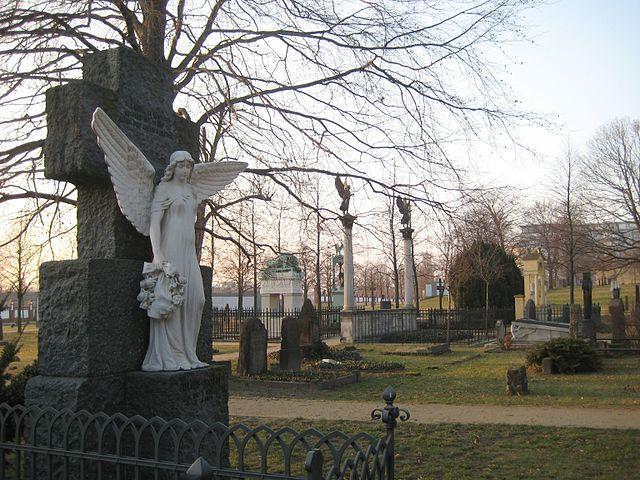Der Invalidenfriedhof (Foto: Beek100, CC 3.0)