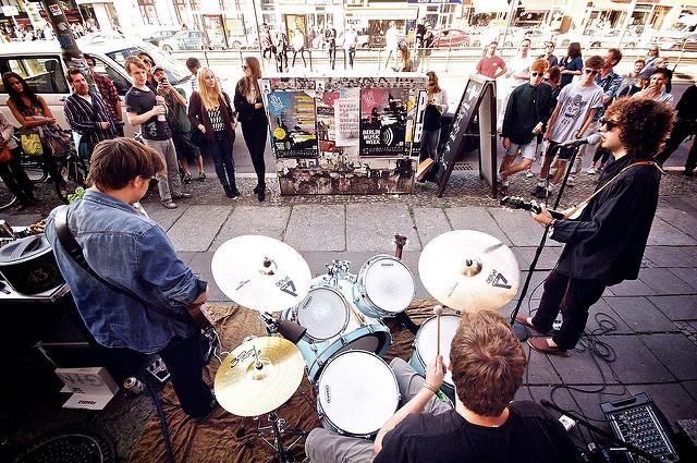 Das Torstraßen-Festival (Foto: Newthinking via Flickr)