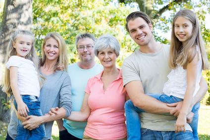 Je größer die Familie desto komplexer die Nachlassplanung (Fotolia/drubig-Photo)